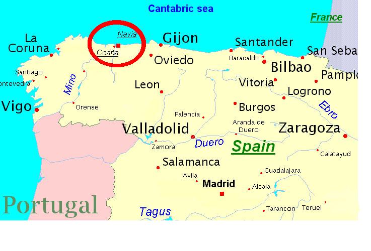 Mapa de Ubicación.
